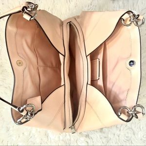 Coach Bags - BRAND NEW Pink and Tan Coach Purse